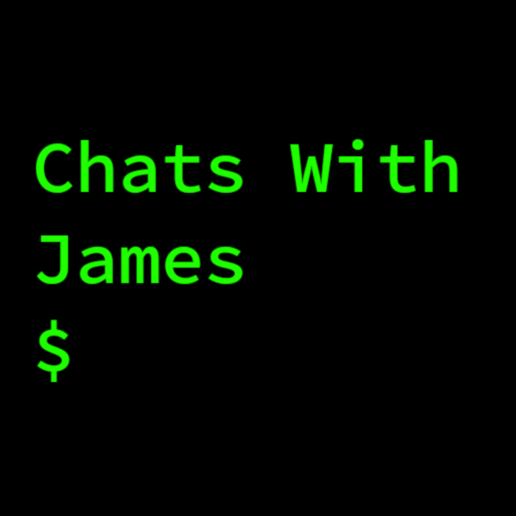 Chats with James Podcast